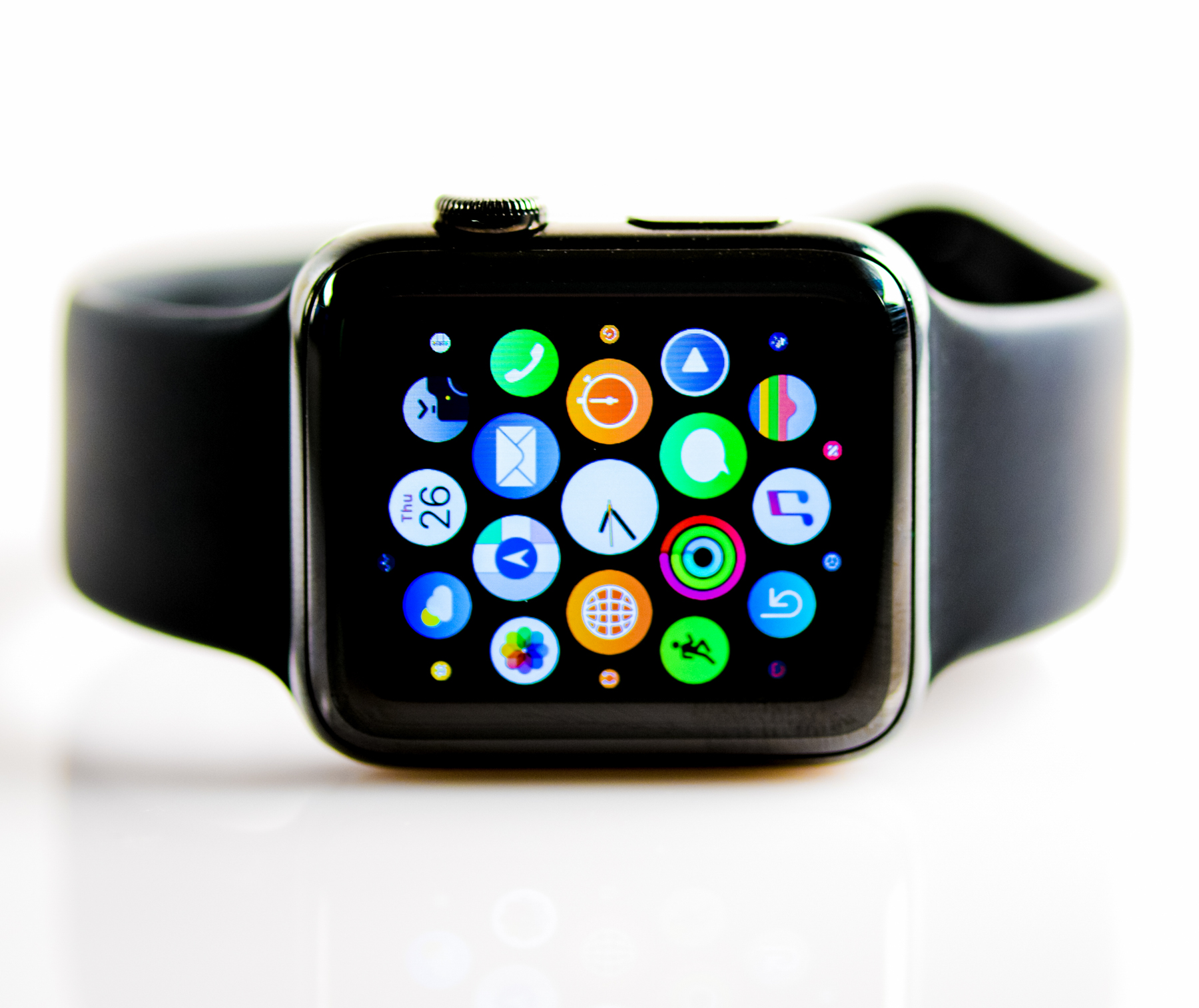 Apple Watch Product Photography captured by TOMO Pictures in Charleston, SC