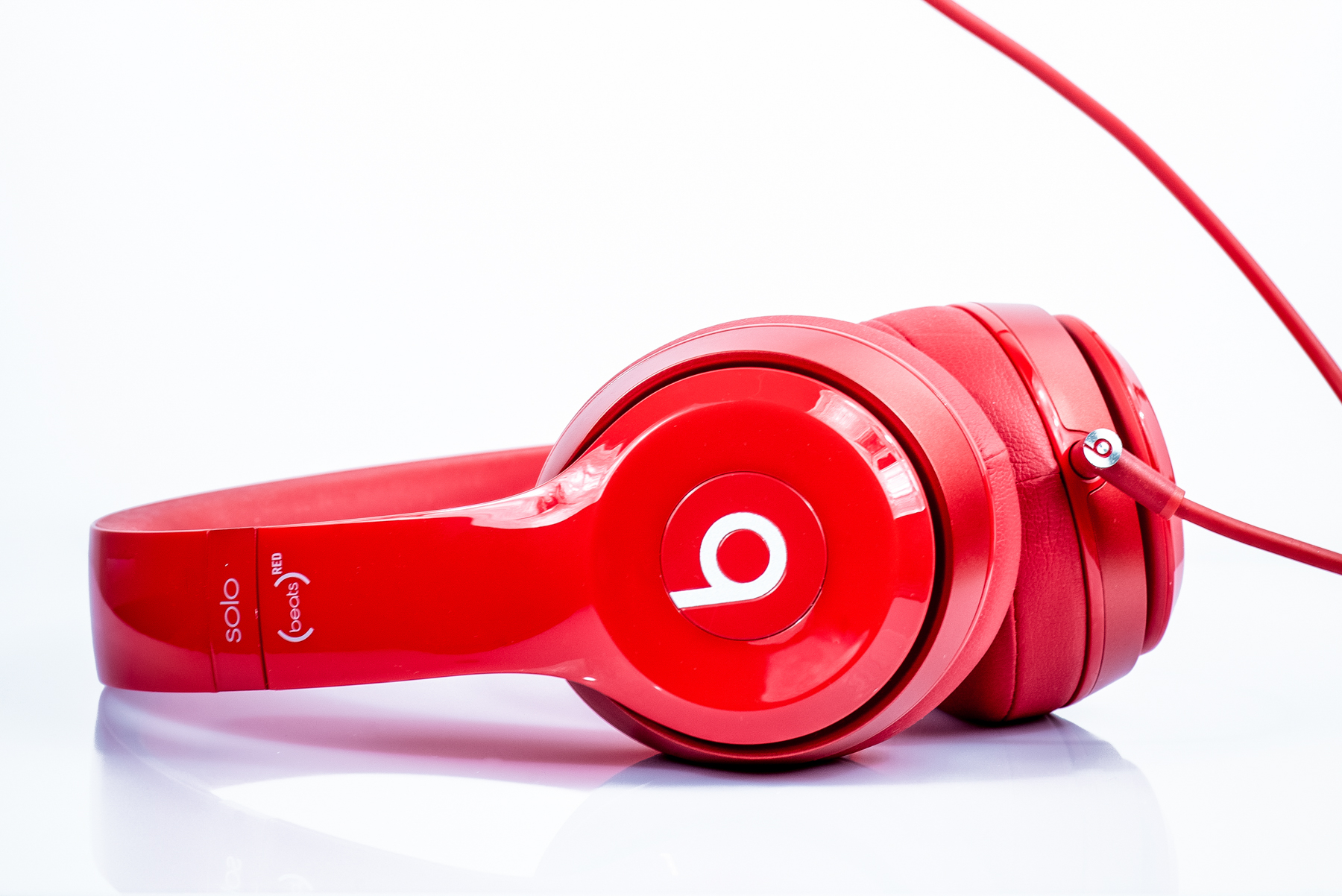 Dr. Dre Beats Product Photography captured by TOMO Pictures in Charleston, SC