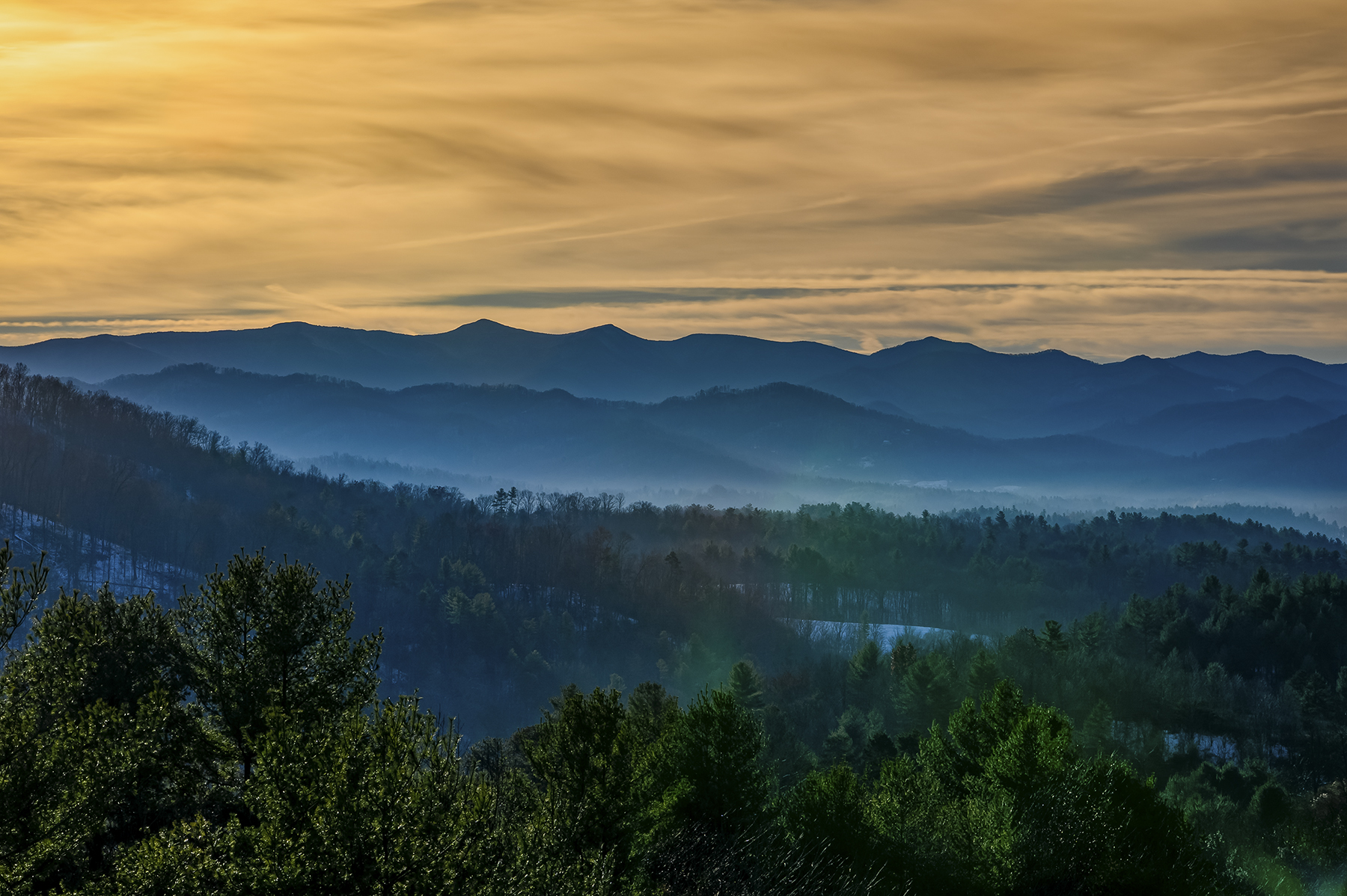 TOMO Pictures captured Landscape Photography in North Carolina
