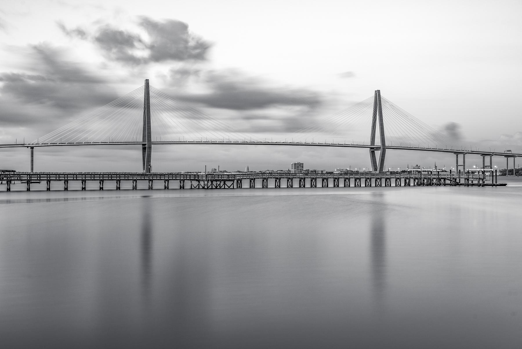 TOMO Pictures captured landscape in Charleston, South Carolina