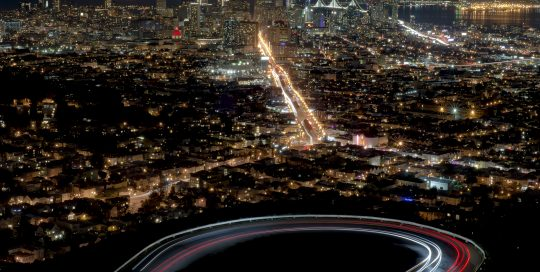 Landscape Photography of San Francisco Skyline caught by TOMO Pictures